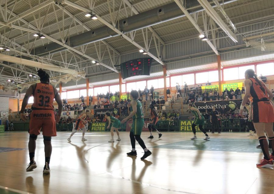 Mann Filter Casablanca 59- Valencia Basket 68