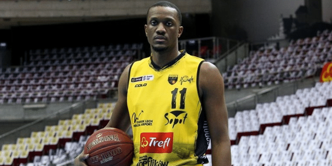Phil Greene base para Gdynia