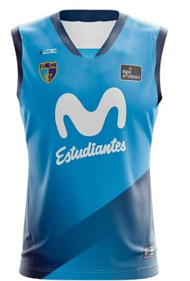 Camiseta Movistar Estudiantes 19/20