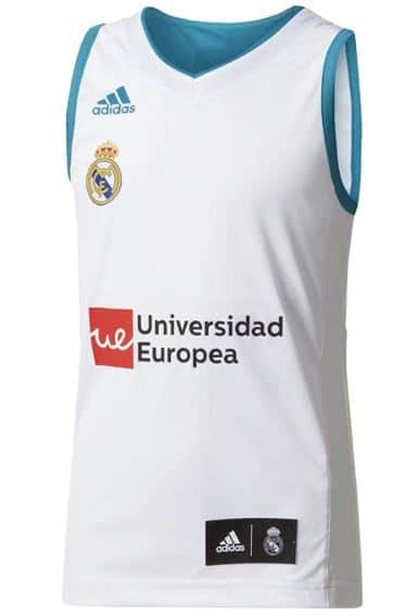 Camiseta Real Madrid Baloncesto