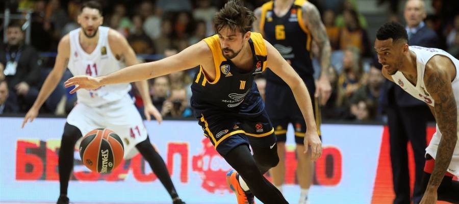 Alexey Shved posible vuelta a la NBA