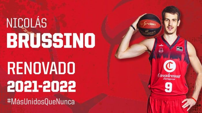 Nico Brussino renovado