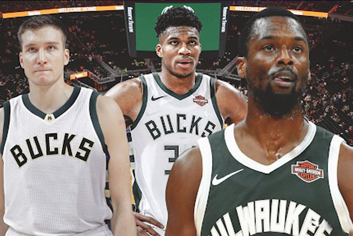 Los Bucks se refuerzan con Jrue Holiday y Bogdan Bogdanovic