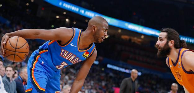 Chris Paul a los Suns y Ricky a OKC