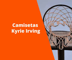 Camisetas Kyrie Irving