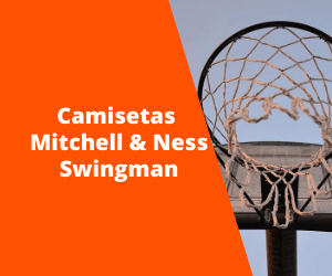 Camisetas Mitchell & Ness Swingman