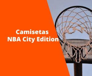 Camisetas NBA City Edition