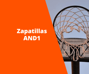 Zapatillas Baloncesto AND1