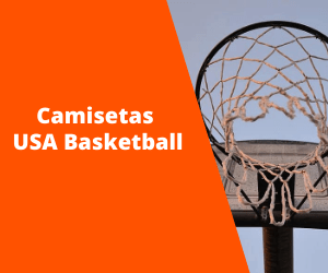 Camisetas USA Basketball