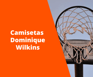 Camisetas Dominique Wilkins