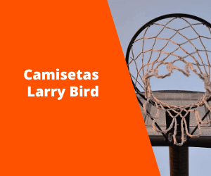 Camisetas Larry Bird