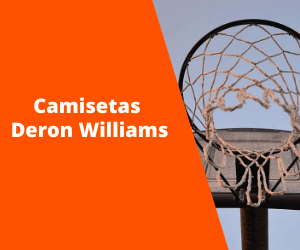 Camisetas Deron Williams