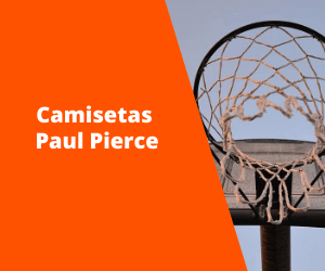 Camisetas Paul Pierce