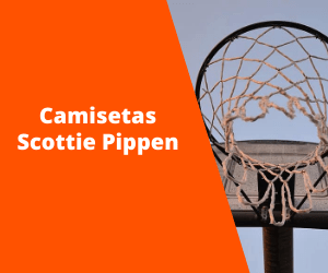 Camisetas Scottie Pippen