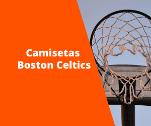 Camisetas Boston Celtics