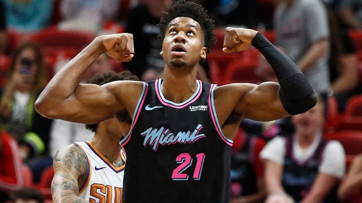 Hassan Whiteside se une a Sacramento Kings