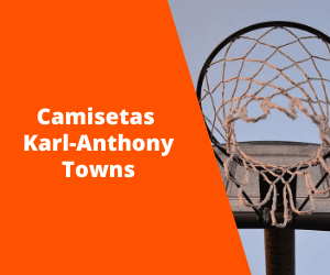 Camisetas Karl-Anthony Towns