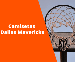 Camisetas Dallas Mavericks