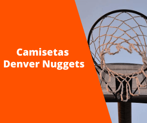 Camisetas Denver Nuggets