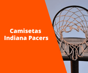 Camisetas Indiana Pacers