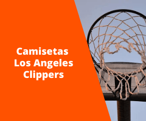 Camisetas Los Angeles Clippers