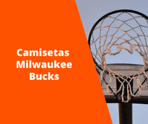Camisetas Milwaukee Bucks
