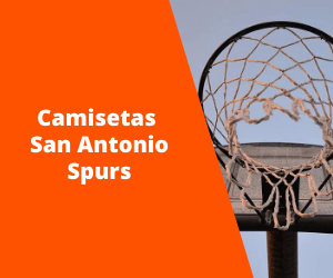 Camisetas San Antonio Spurs