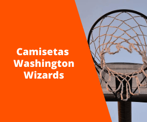 Camisetas Washington Wizards
